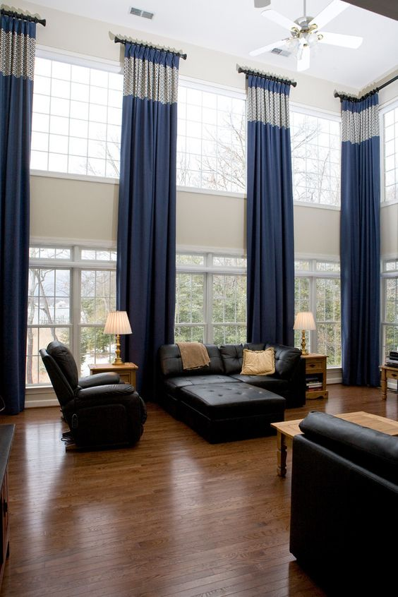 Window Treatments Ideas For Large Windows In Living Room 4 Home Ideas Hq