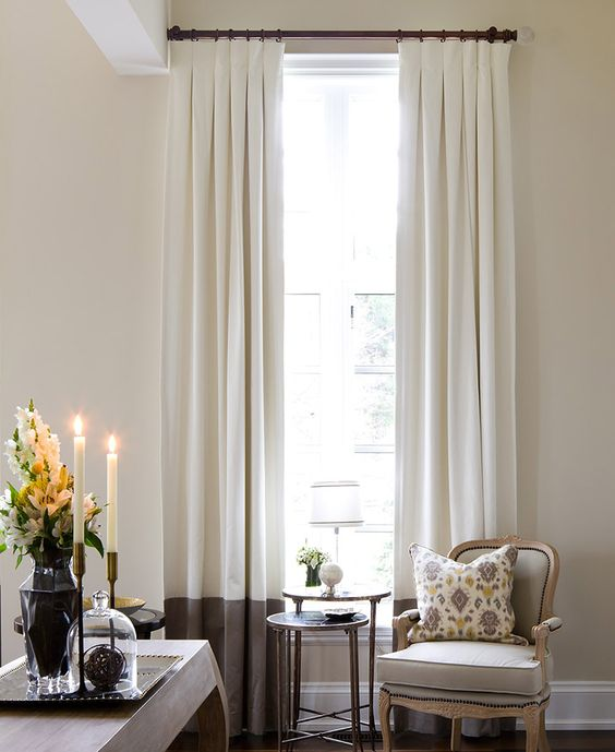 Window Treatments Ideas For Large Windows Living Room Home