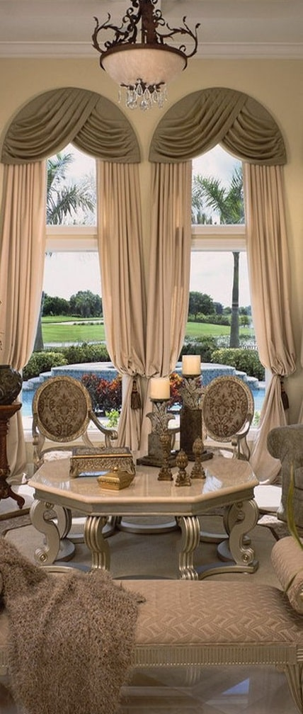 Window Treatments Ideas For Large Windows In Living Room 8