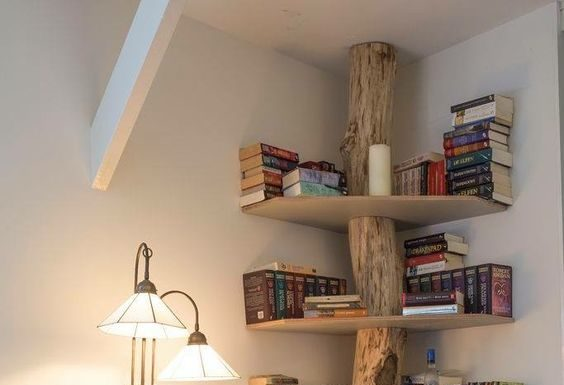 Interior design archives page 3 of 7 home ideas hq - Bookshelf ideas for small spaces paint ...