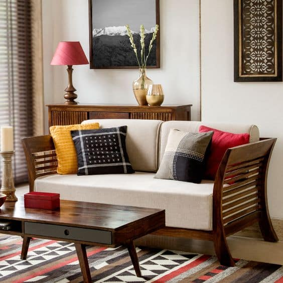 How To Achieve Fascinating Living Room Designs In Indian Style Home Ideas HQ