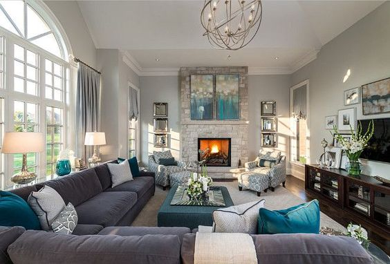 Living Room Layout Fireplace And TvThe Best Living Room Ideas 2017