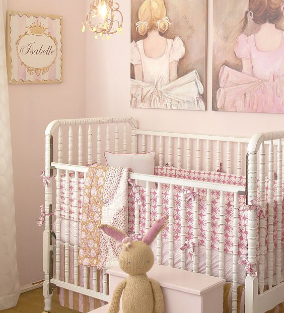 Baby girl room ideas that will captivate everyone home - Toddler girl room paint ideas ...