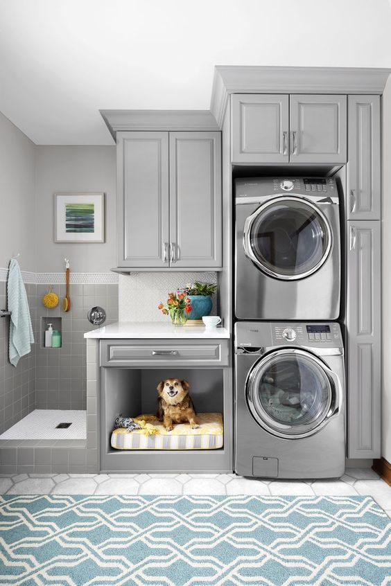 Smart Ideas To Make Small Laundry Rooms Efficient Home