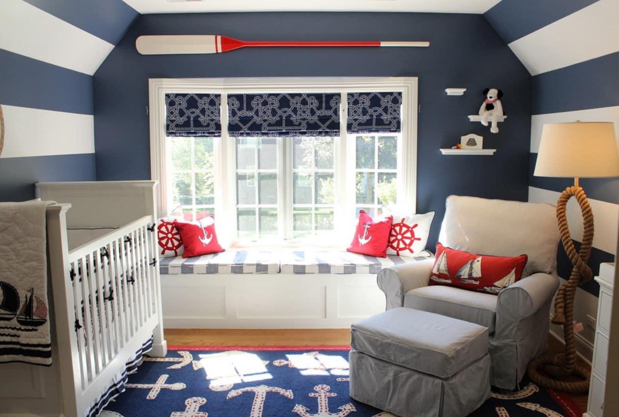 Дизайн интерьера детской комнаты для мальчиков фото дизайн