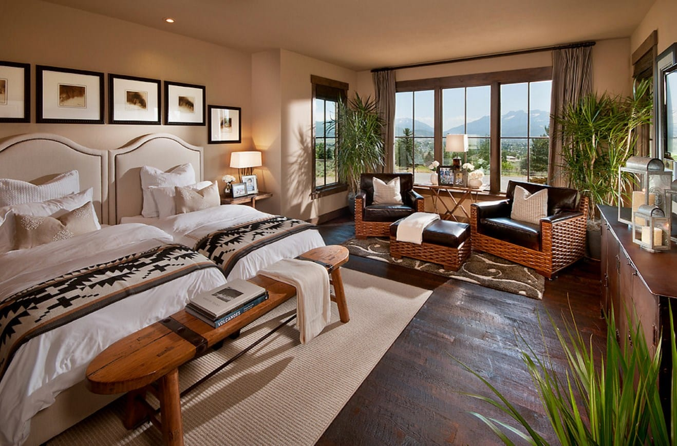 Guest room ideas that will make you the best host home - Contemporary southwest home designs ...