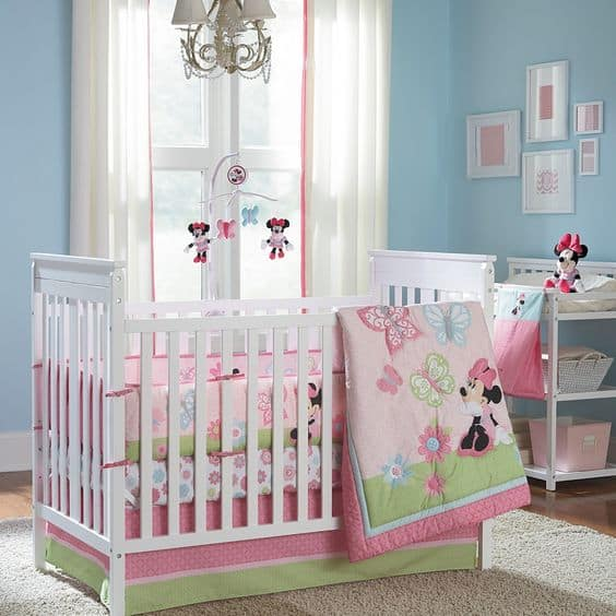 12 Adorable Minnie Mouse Room Ideas For Little Princesses Home Ideas Hq