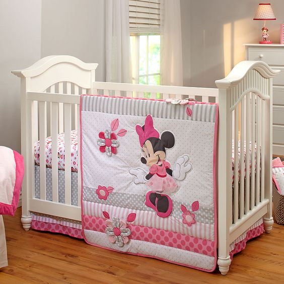 Minnie Mouse Room Decor For Babies  from www.homeideashq.com