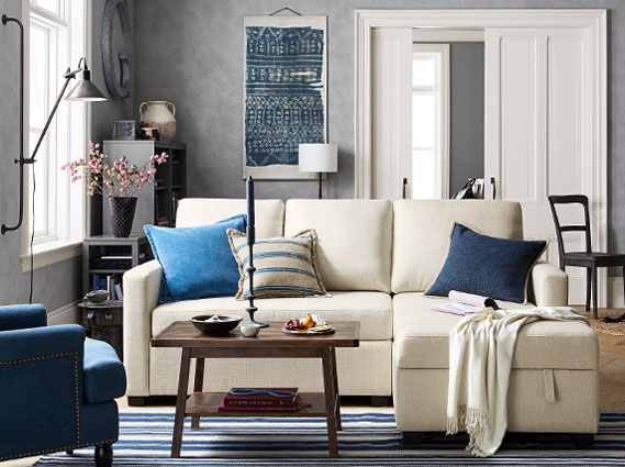 12 Inspiring Pottery Barn Ideas For Notable Living Rooms Home Ideas Hq