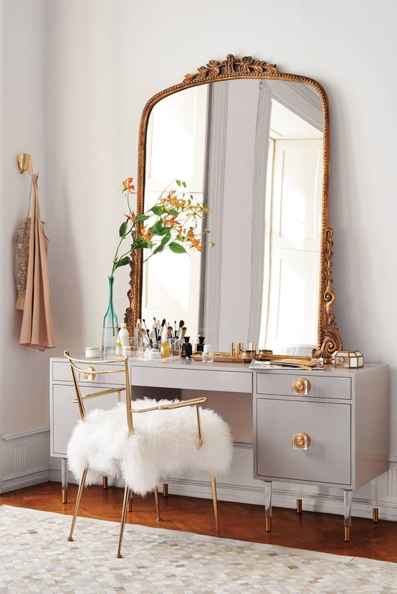 12 Fabulous Ideas To Make A Vanity Room