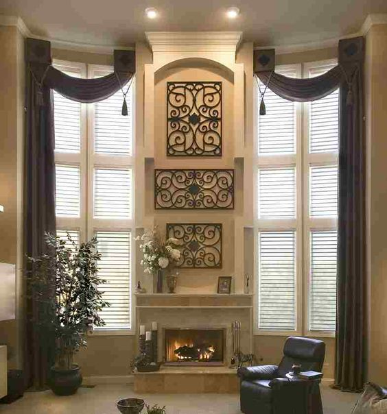 window treatments ideas for large windows in living room window treatments ideas for large windows in living room 28353