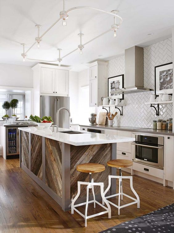 Kitchen Island Design Ideas that will Appeal to You - Home ...