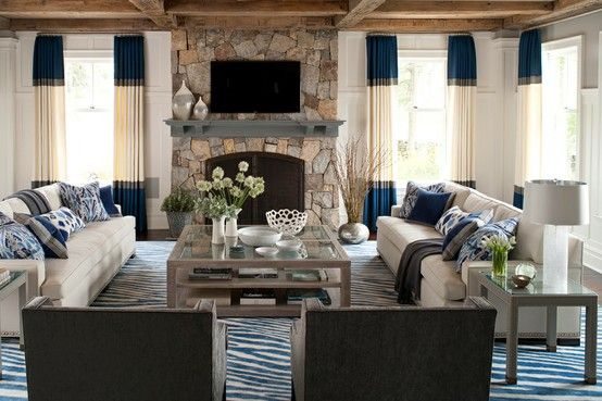 living room layout fireplace and TV 1-1
