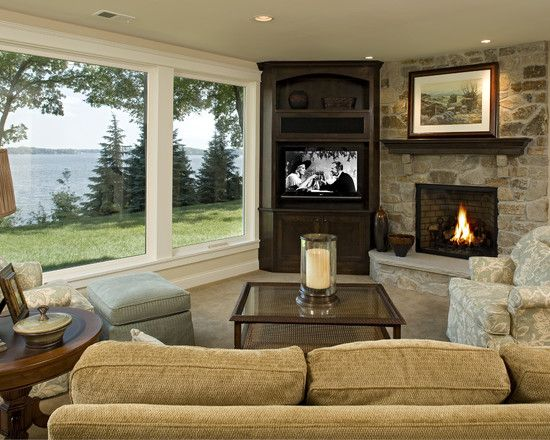 living room layout fireplace and TV 11-1