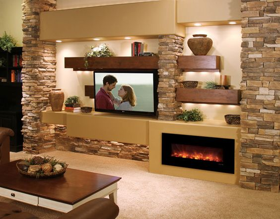 living room layout fireplace and TV 12-1