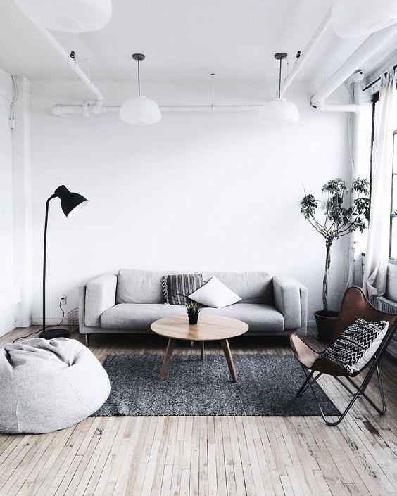 Simple Living Room Designs 11