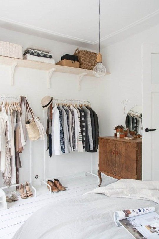 12 Resourceful Small Bedroom Storage and Organization Ideas ...