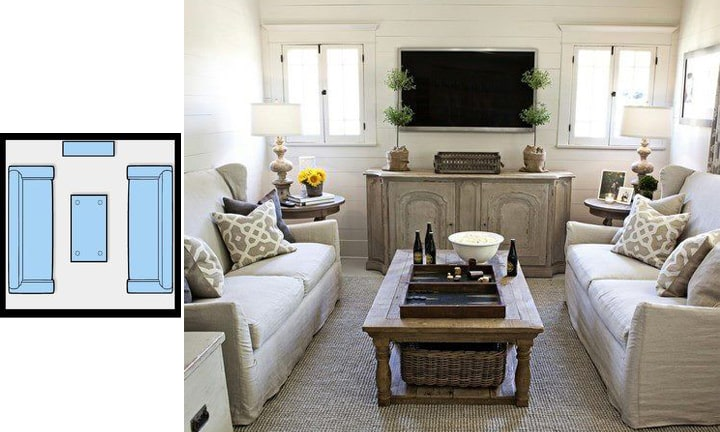 Amazing Small Living Room Layouts With Tv To Inspire You Home Ideas Hq