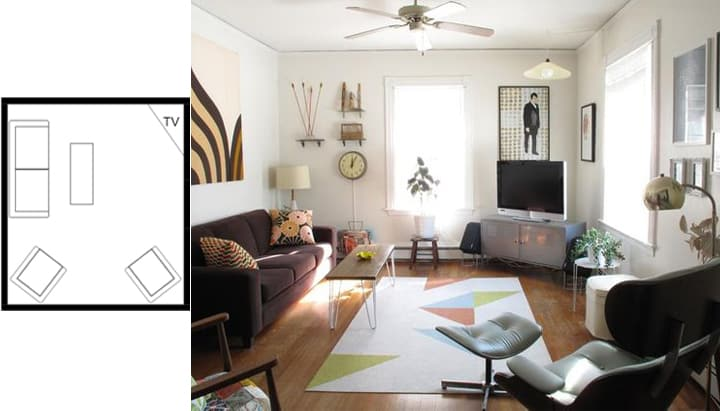 small living room layouts with TV 8 - Home Ideas HQ