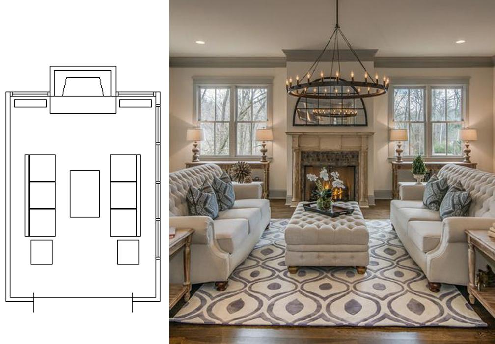Narrow Living Room Solutions: Narrow Living Room Layouts 10