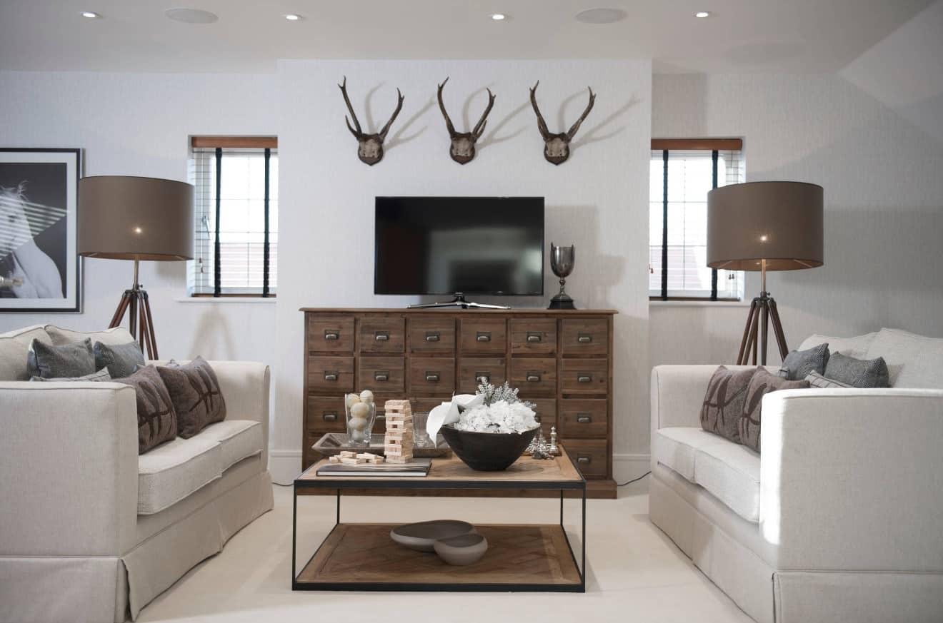 Get Country Living Room Decor Pics