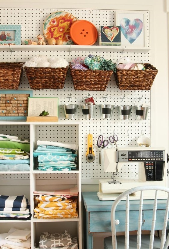 Designing A Sewing Room: Sewing Room Ideas For An Inspiring Sewing Space