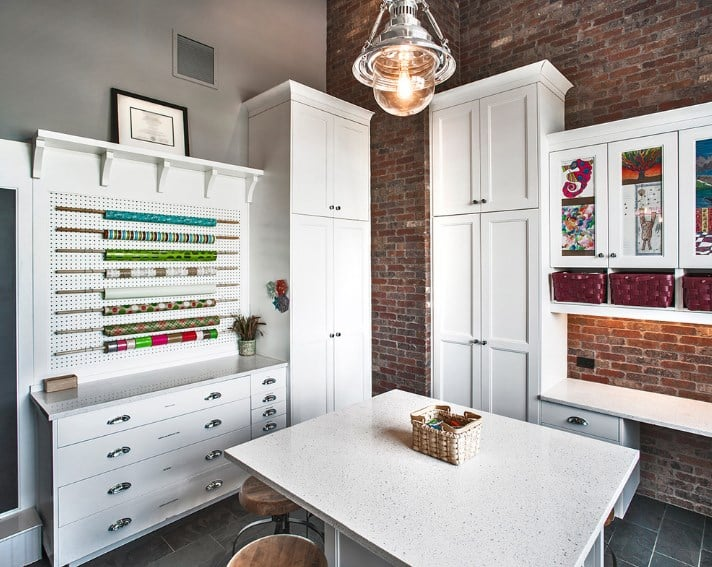 Craft Room Ideas A E Of Vision And Creative Finesse